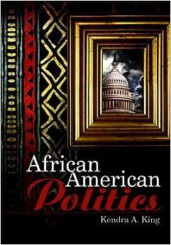 Book African American Politics