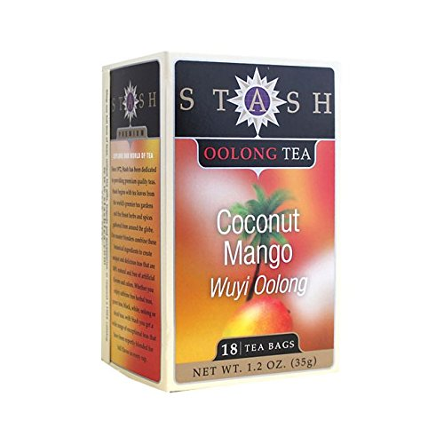 Stash Tea Coconut Mango Oolong