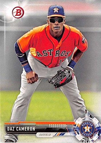 2017 Bowman Prospects #BP95 Daz Cameron Houston Astros Baseball Card
