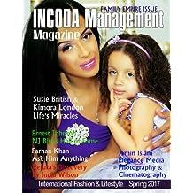 INCODA Management Magazine:  Family Empire Issue - Spring 2017