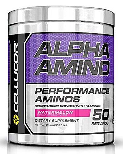 Cellucor - Alpha Amino- Performance Aminos- Watermelon -50 S