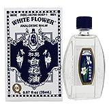 White Flower Analgesic Oils White Flower Oil 0.67 Ounces