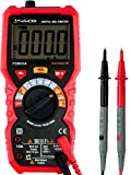 AutoRanging Digital Multimeter True RMS 6000 Counts Electrical and Continuity Tester Voltage Detection with a Lighter Diode and Resistance Test NCV Live Line Test with Lcd Backlight