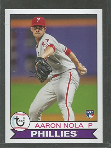 Baseball MLB 2016 Topps Archives #193 Aaron Nola 1979 Design NM-MT RC Phillies