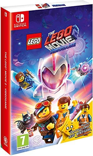 The LEGO Movie 2 Videogame Minifigure Edition Emmet (Nintendo ...
