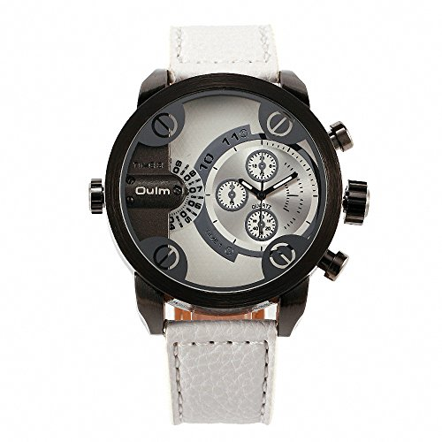 Daddies Casual Leather Movement Military