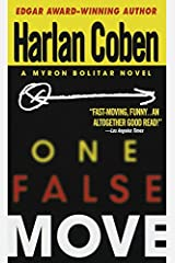 One False Move: A Myron Bolitar Novel Kindle Edition