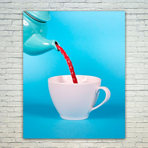 Westlake Art Cup Candy - 16x20 Poster Print Wall Art - Moder
