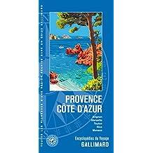 PROVENCE-CÔTE D'AZUR (AVIGNON, MARSEILLE, TOULON, NICE, MONACO)