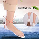 Drop Foot Orthosis Adjustable Ankle Stabiliser Foot