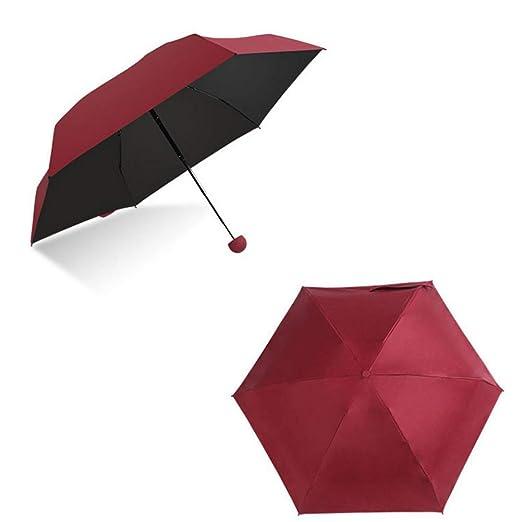 Paraguas de viaje a prueba de viento, Paraguas a prueba de ...