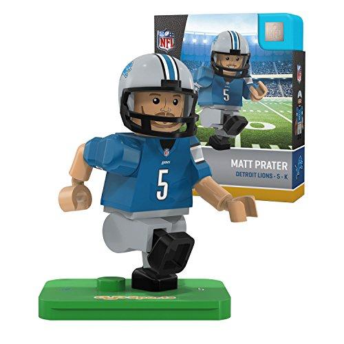 Matt Prater NFL OYO Detroit Lions Generation 4 G4 Mini Figure