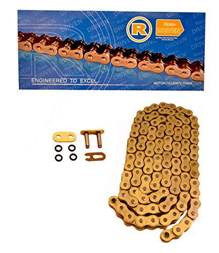 1997 Polaris 400 400L Sport 2x4 Gold O-Ring Chain 520-84L for ATV 4 Wheeler by Race-Driven (Image #3)