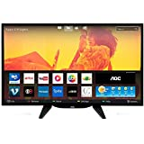 "Smart TV LCD/LED 32"" AOC LE32S5760 HD, HDMI, USB - Preta"