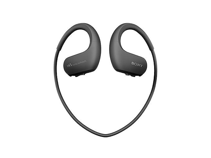 Sony NW WS413 Waterproof and Dustproof Walkman  4 GB    Black MP3/MP4 Players