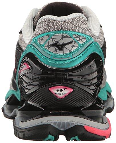 Mizuno Women's Wave Prophecy 6 Running Shoe Silver/Blarney discount store cheap sale largest supplier jBg4wi