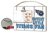"NFL Tennessee Titans ""Cutest Little Fan"" Clip-It Photo Frame"