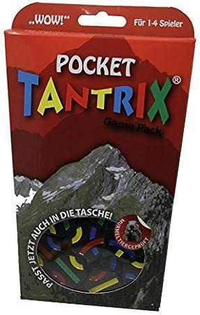 Tantrix (Spiel), Pocket rot by Quecke: Amazon.es: Juguetes y juegos