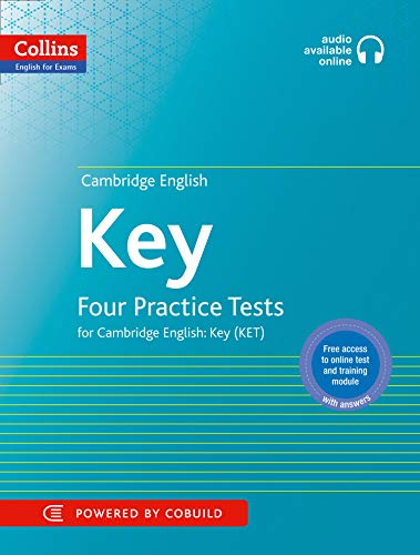 Cambridge English Key - Four Practice Tests for Cambridge English: Key (KET)