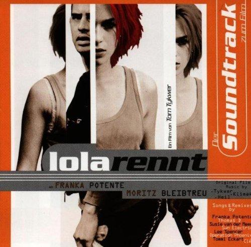 Lola Rennt (1998) Audio CD