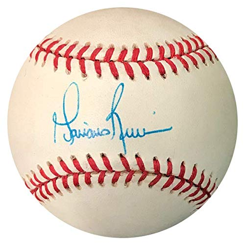 Mariano Rivera Autographed Official American League Baseball ()