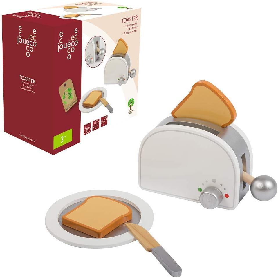 Jouéco 80056 Wooden Toaster