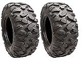 Pair of STI Roctane XD Radial (8ply) ATV Tires 27x11R-14 (2)