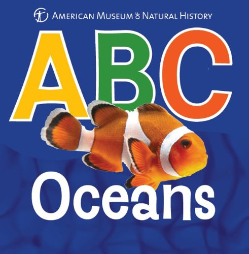 ABC Oceans (AMNH ABC Board Books)