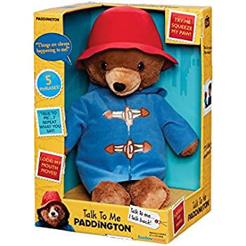 Talk To Me Paddington Plush Toy
