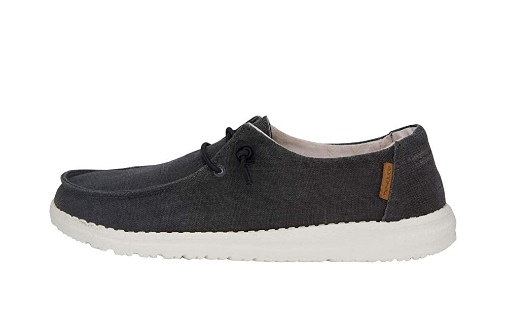 Hey Dude Womens Wendy Chambray Loafer