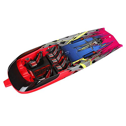 (Traxxas TRA5767 Hatch, DCB M41, Hawaiian graphics (fully assembled))
