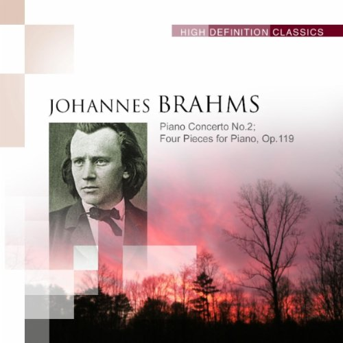 Hdc 4 Piece (Four Pieces for Piano, Op. 119 : IV. Rhapsody in E flat major, Allegro risoluto)
