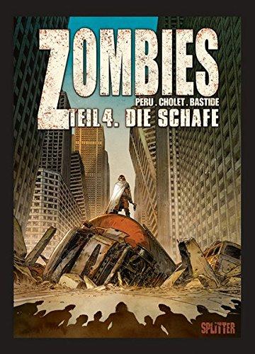 Zombies. Band 4: Die Schafe