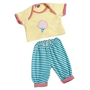 Adora Nursery Time Baby Doll Cotton Candy Ensemble Outfit