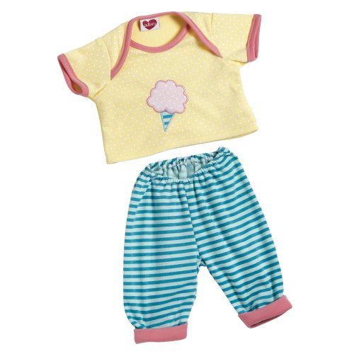 Doll Candy Baby (Adora Nursery Time Baby Doll Cotton Candy Ensemble Outfit)