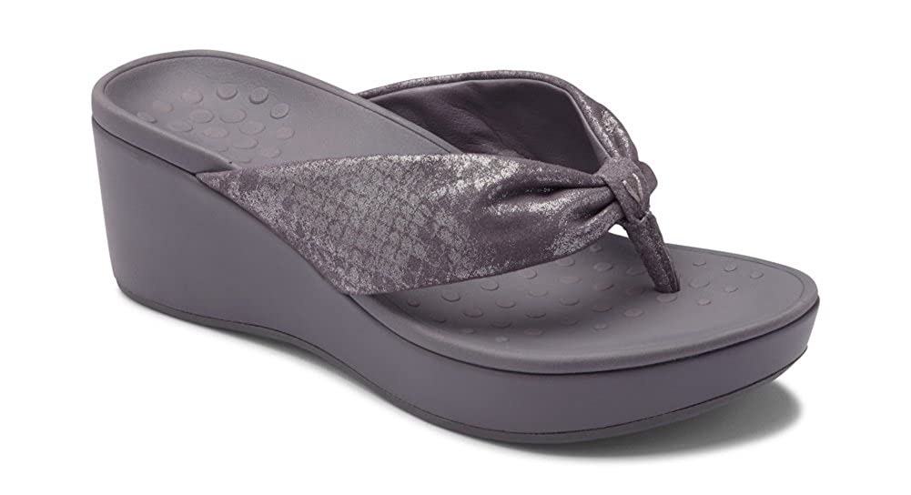 bde0f06d2 Vionic Women s Atlantic Arabella Toe-Post Platform Wedge Sandal