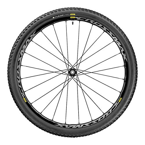 Mavic 2017 Crossmax Elite Cross Country Mountain Bicycle Wheel Tire System - Front (Black - Front Boost - 27.5 x 2.25) -