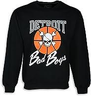 Detroit Pistons Bad Boys Crewneck Sweatshirt