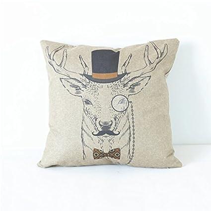 El señor de ciervo de la serie bastones de IKEA de algodón ...