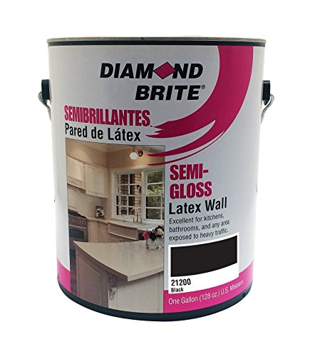 diamond-brite-paint-21200-1-gallon-semi-gloss-latex-paint-black
