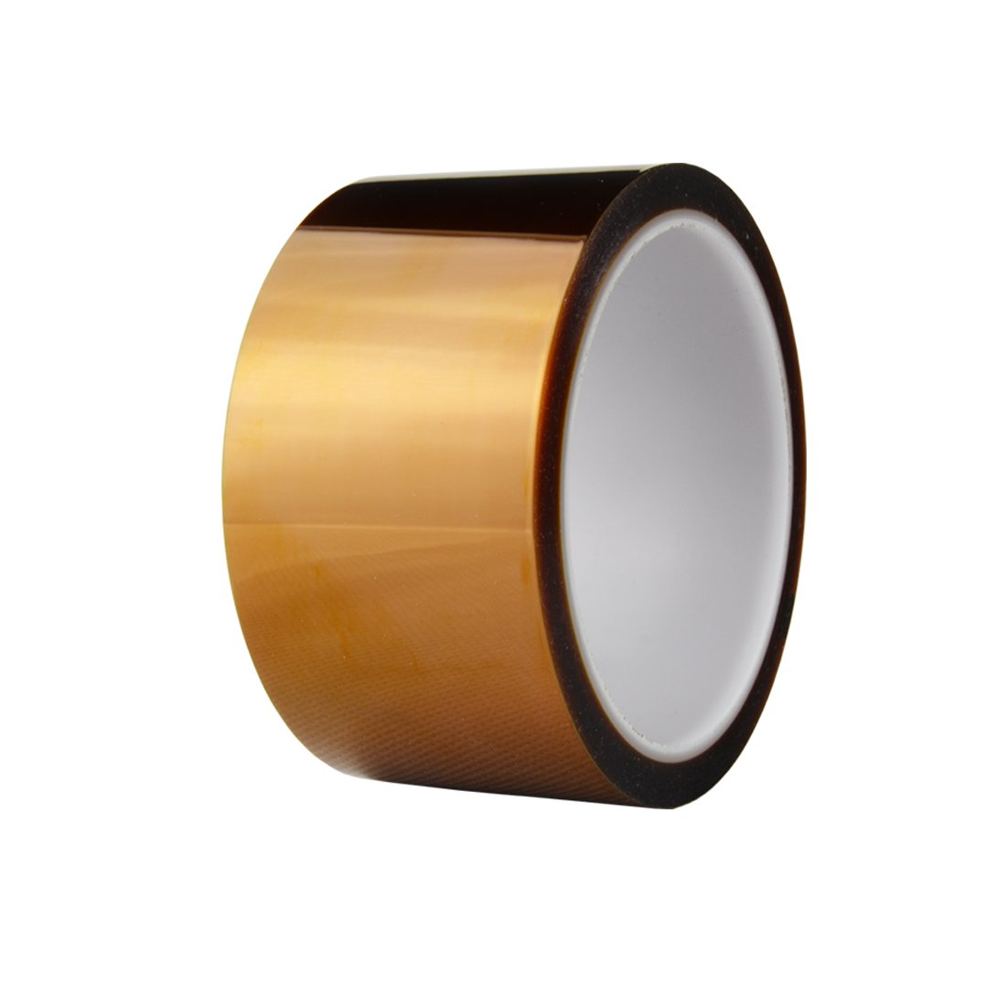 Hxtape High Temperature Kapton Tape,Polyimide Film Tape to Masking,3D Printing,Electric Task,Soldering,2 inch (50mm),36yds by Hxtape