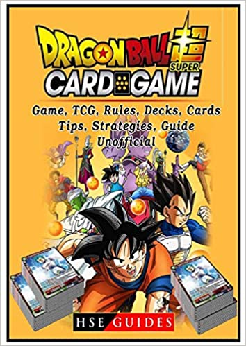 Amazon.com: Dragon Ball Super Card Game, TCG, Rules, Decks ...