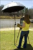 Guerrilla Painter Shadebuddy Umbrella Stand with Umbrella and Bag Review