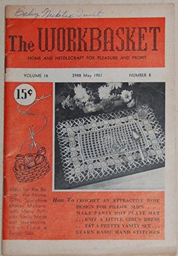 Workbasket Home Arts Magazine May 1951