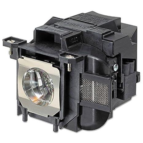 Amazon.com: Epson V13H010L80 elplp80 – Lámpara de proyector ...
