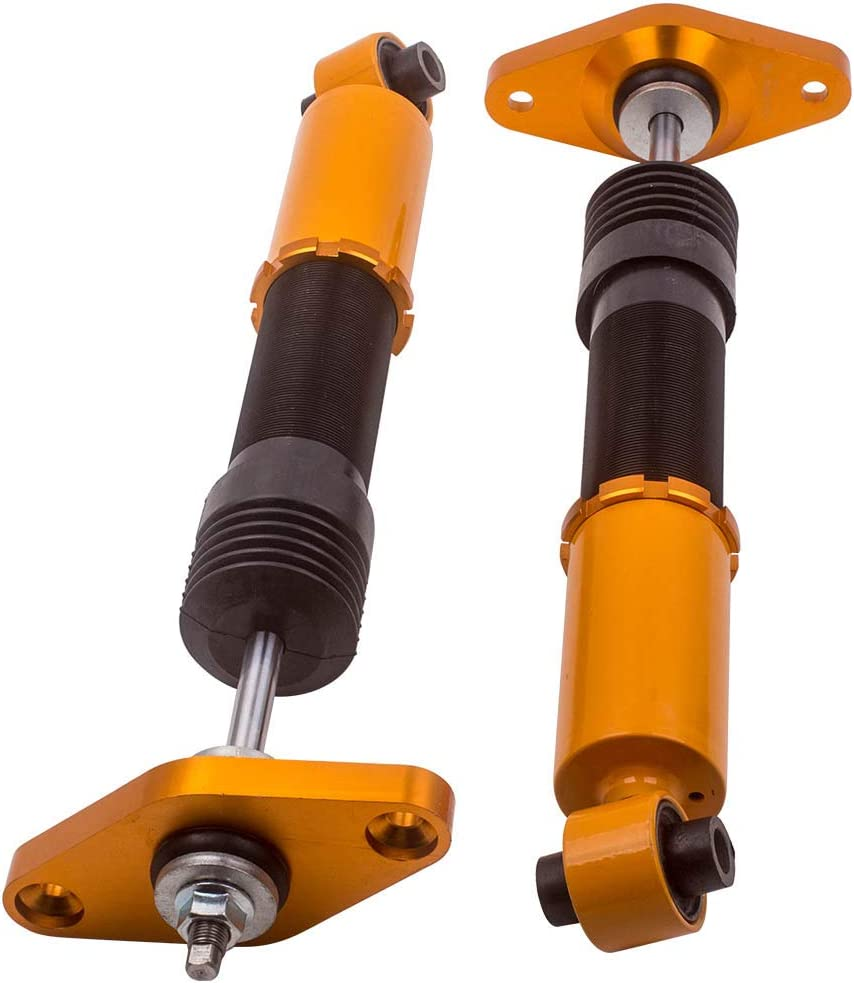 Coilover Suspension Lowering Kit 4pcs Coilover Suspension Damper Strut Kit Fits for Genesis Coupe 2011-2015 2-Door Model ONLY