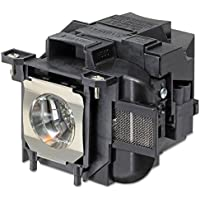 EPSON #V13H010L80 REPLACEMENT LAMP FOR POWERLITE 580/585W AND BRIGHTLINK 585W...