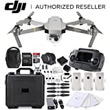 DJI Mavic Pro Platinum FLY MORE COMBO Collapsible Quadcopter Water Proof Hard Case Bundle