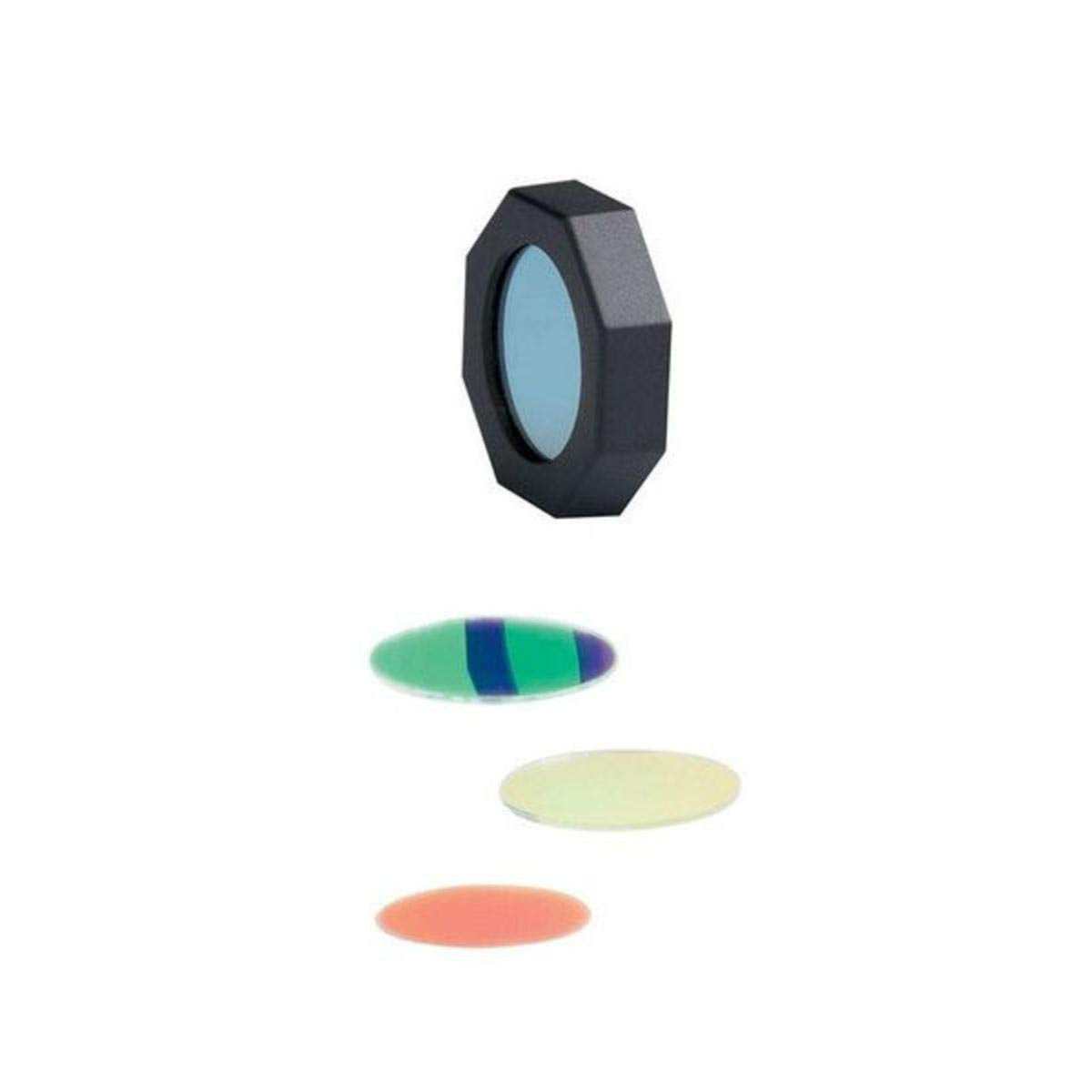 Led Lenser 501038 filtro de iluminación - Filtro de luz (Multicolor, Led Lenser MT10, 3,25 cm)