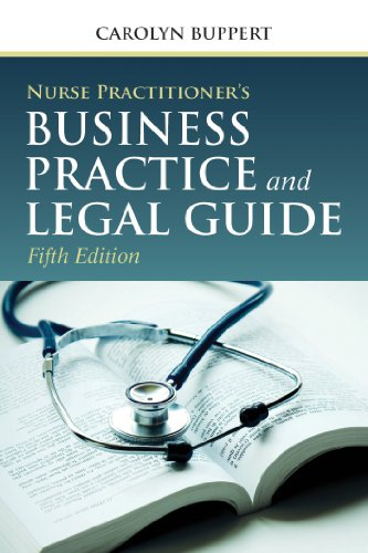 Nurse Practitioner's Business Practice and Legal Guide Pdf